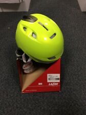 Lazer Sweet Adult Cycling Helmet, bright, flash yellow Large 60-62cm, new in box