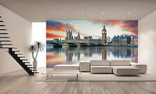 London - Big Ben,UK  Wall Mural Photo Wallpaper GIANT WALL DECOR PAPER POSTER
