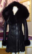 Luxus Design Damen  Lammfellmantel  Toskana Fell Gr.34,36,38,40,42 NEU