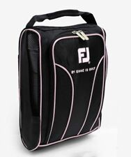 Footjoy FJ Golf  Shoes Bag Pink Women's Lady's Shoe Authentic  Free ship