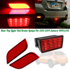 For 2011-2014 Subaru WRX/STi Rear Lights Turn Signal Brake Tail Light Kit