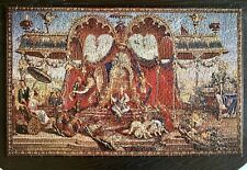 500-Pcs Springbok Jigsaw Puzzle Audience of The Chinese Prince 1968 COMPLETE