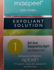 MAXI-PEEL  SOLUTION  #1  60 ml  Anti Depigmenting Agent