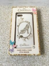Disney Princess Cinderella Slipper iPhone 5 Case Hardshell Cover Molded Case NEW