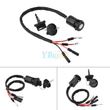 1x Ignition Key Switch For HONDA 300 TRX300 TRX300FW FOURTRAX 1990-2000 ATV Quad