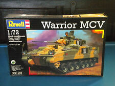 REVELL 1/72 Modern UK Warrior MCV Fighting Vehicle 03128