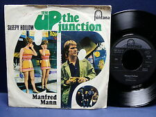 MANFRED MANN Sleepy hollow / up the junction 267810 TF German press