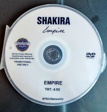 Shakira EMPIRE DVD single Music video (not Can't Remember To Forget You)