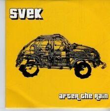 (DE228) Svek, After The Rain - 2000 DJ CD