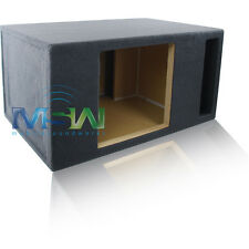 "CUSTOM-PORTED ENCLOSURE BOX for 15"" KICKER® Solo-Baric L3 L5 L7 4.0 ft^3 @ 32Hz"