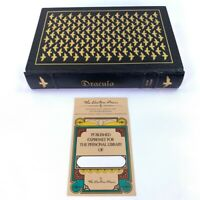 Dracula By Bram Stoker Collectors Edition Leather Bound Easton Press USA