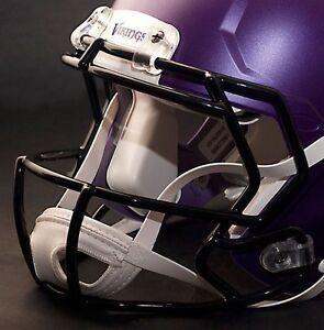 MINNESOTA VIKINGS NFL Riddell Speed Football Helmet Facemask (Odell Beckham Jr.)
