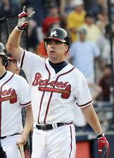 """020 Chipper Jones - MLB American Baseball Stars 14""""x19"""" Poster"""