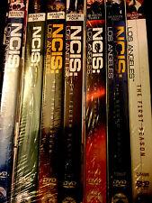 Navy CIS Los Angeles Jahreszeiten 1-7 die komplette Serie DVD Set Staffel 1 2 3 4 5 6 7