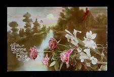 21 Feb 1917 WW1 Postcard OAS Chadwick Woodville Street Lee Mount Halifax HX3