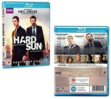 HARD SUN (2017): BBC Pre-Apocalyptic Crime Drama TV Season Series - RgB BLU-RAY