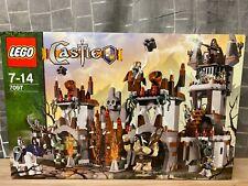 LEGO® Castle 7097 Bergfestung der Trolle, neu, OVP