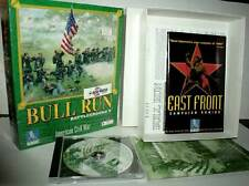 BULL RUN BATTLEGROUND 7 AMERICAN CIVIL WAR USATO PC CDROM VERSIONE USA DM1 30136