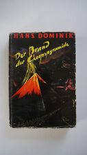 Hans Dominik - Der Brand der Cheopspyramide - Gebrüder Weiss Verlag