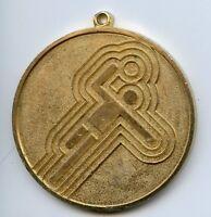 Handball International Competitions Montreal Quebec Canada Bronze Medal 1975