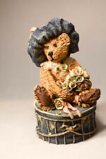 Boyds Bears: Victoria… The Lady - 02004 - Trinket Box