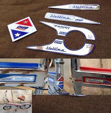 Adesivi bici pieghevole OMP Stellina