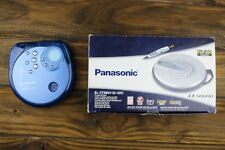 Panasonic SL-CT 582 portable Collectible CD/MP3 audio player with bonus.
