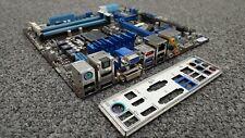 P8H77-M Pro Asus HDMI VGA DP DVI-D DDR3 LGA 1155 Motherboard + I/O Shield