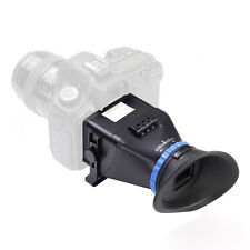 """3.2"""" LCD Viewfinder 3x Eyecup Magnifier for Nikon Canon 5D Mark III 7D D5200"""