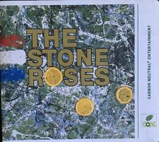 STONE ROSES SELF TITLED CD SILVERTONE SONY BMG CARBON NEUTRAL 11-TRACK EDITION