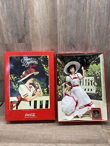 Vintage 1997 Coca-Cola Summer Daydreams Barbie Collector Edition #3 Series Doll