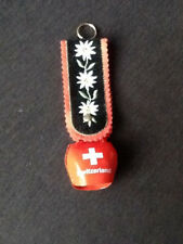 Ancienne cloche suisse  décorative