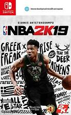 NBA 2K19-Nintendo Switch
