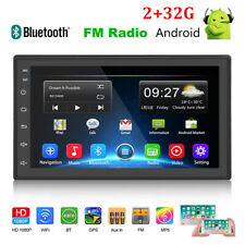 Android 9.1 2GB+32GB Car Stereo Radio MP5 Player 7Inch Quad Core GPS Navi