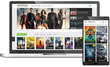Create  Movies & Series Streaming Website (no ads on video player )