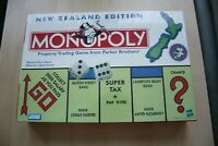 New Zealand Monopoly Limited Edition 2000 Rare Vintage International Board Game