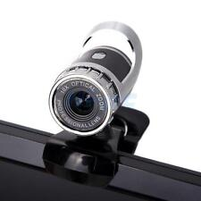 USB 2.0 1080P HD WebCam Web Camera Video with Mic 360°for MSN Skype Deskto