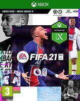 FIFA 21 XBOX ONE Digital Key - Please read description