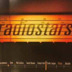Radiostars. 2 CD set