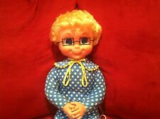Mrs Beasley Doll Cleaning And Voice Box Repair-Not A Doll For Sale - Please Read