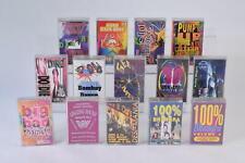 Job Lot Bundle x14 Bhangra Dance Cassettes Various Rare Original Music Tapes