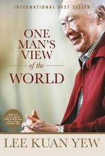 LEE KUAN YEW : ONE MAN'S VIEW OF THE WORLD(Paperback)