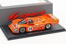 Porsche 956 #34 24h Lemans 1984 Perkins, Brock 1:43 Spark