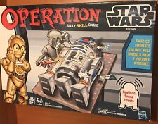 Star Wars Edition Operation Board Game Hasbro