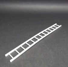 Vintage Tonka Fire Truck Side Ladder White Plastic 12 Inches Long