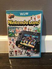 Nintendo Land (Nintendo Wii U, 2012) Brand New & Sealed Not For Resale