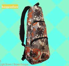 """21"""" Soprano String Instrument Case Ukulele Gig Bag Sling Shoulder Backpack 2 Way"""