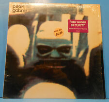 PETER GABRIEL 4 SECURITY LP 1982 ORIGINAL SHRINK GREAT CONDITION! VG++/VG++!!