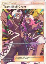 Pokemon: Team Skull Grunt - 149/149 - Full Art Ultra Rare - Sun & Moon: Base Set