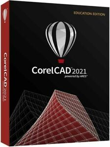 CorelCAD 2021 Educational Edition - DOWNLOAD